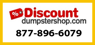 Find a Dumpster at Discount Dumpster Shop. Call 877-896-6079