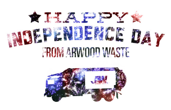 July 4th Arwood Waste - (888) 413-5105 Toll Free – Dumpster, Residential Roll Off Dumpster, Front Load Equipment, Commercial Dumpster, Construction Dumpsters and Demolition – Free Quote