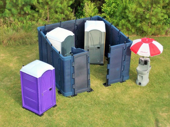 Armal Portable Sanitation Units - Portable Toilets