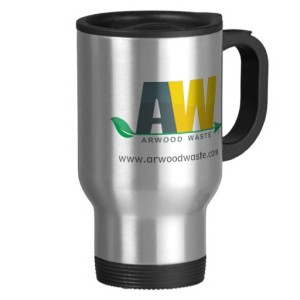 Arwood Waste Coffee Mug - (888) 413-5105 Toll Free – Dumpster, Residential Roll Off Dumpster, Front Load Equipment, Commercial Dumpster, Construction Dumpsters and Demolition – Free Quote