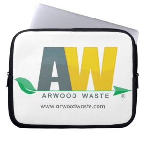 Arwood Waste Laptop Sleeve - (888) 413-5105 Toll Free - Dumpster, Residential Roll Off Dumpster, Front Load Equipment, Commercial Dumpster, Construction Dumpsters and Demolition - Free Quote