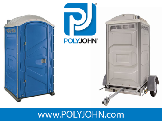 PolyJohn Portable Sanitation Units - Portable Toilets