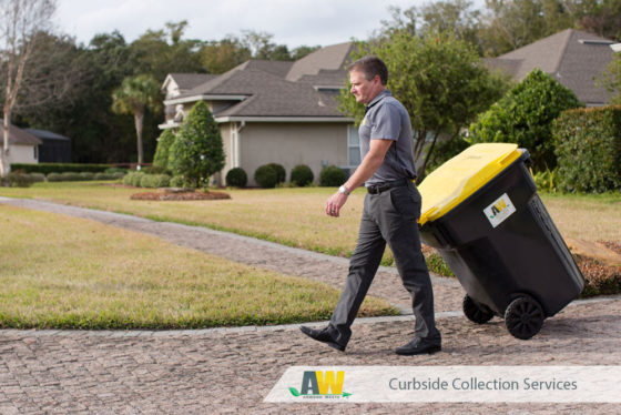 Curbside Collection Service Guide | Curbside Collection Services from Arwood Waste