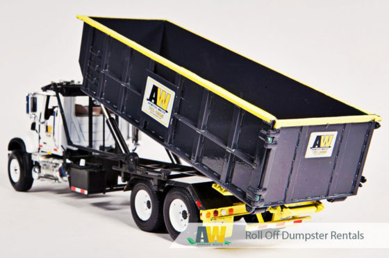 Roll Off Dumpster Rental Services Product Guide | Roll Off Dumpsters from Arwood Waste