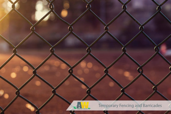 Temporary Fencing and Barricades Product Guide | Temporary Fencing and Barricades from Arwood Waste