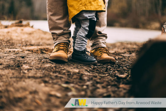 Father's Day, Arwood Waste, 888-413-5105 Toll Free - Dumpster, Residential Roll Off Dumpster, Front Load Equipment, Commercial Dumpster, Construction Dumpsters and Demolition - Free Quote
