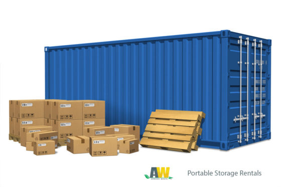 Portable Storage Product Guide | Portable Storage from Arwood Waste