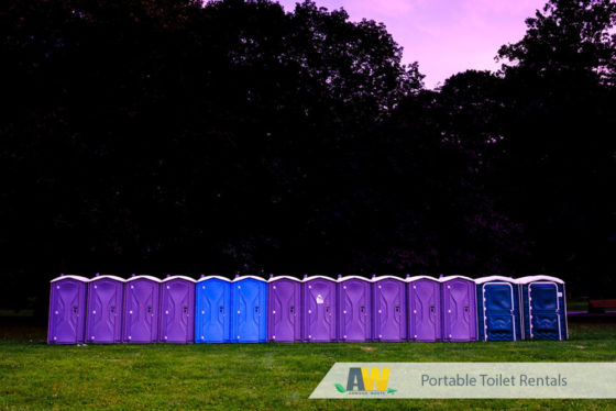 Portable Sanitation Product Guide | Portable Toilets from Arwood Waste