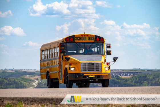 Back to School with Arwood Waste - Call (888) 413-5105 Toll Free – Roll Off Dumpsters, Portable Toilets, Commercial Dumpsters, Portable Storage, Temporary Fencing – Get a Free Quote Today