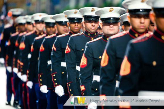 Marine Corps Birthday | Arwood Waste